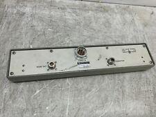 Vintage Hewlett Packard Hp 349a Uhf Noise Source Cool Old Ham Radio Test Rare