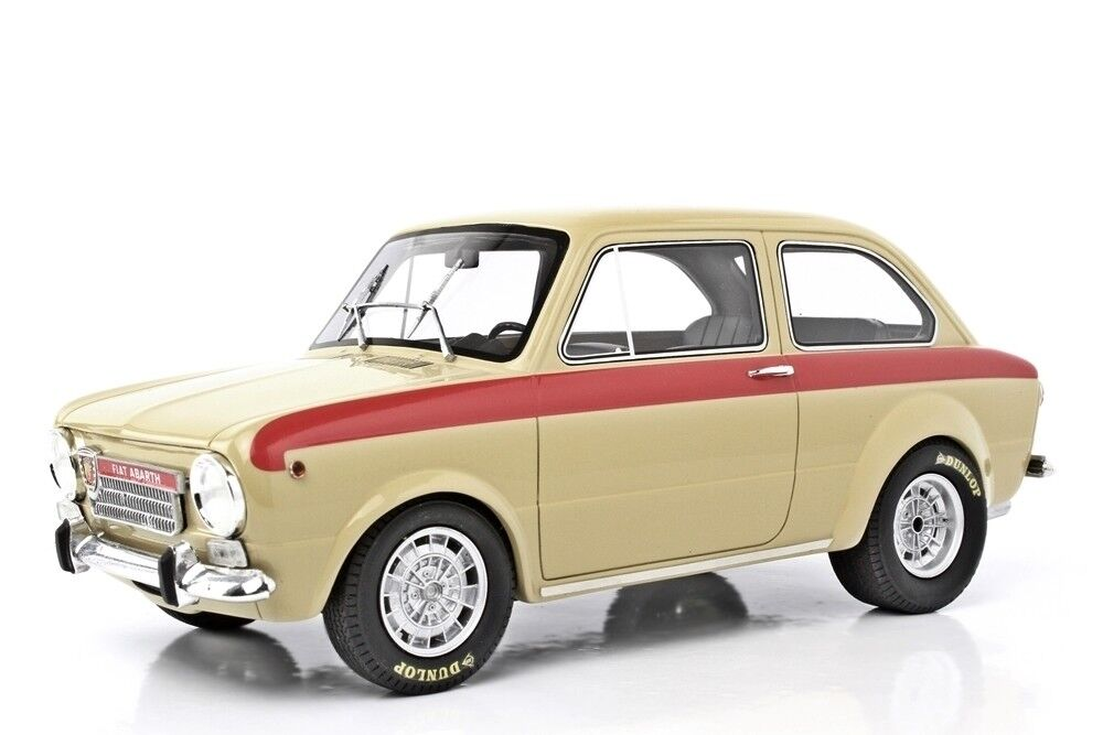 Fiat abarth 1600 von 1964 1,18 lm105b4 harz modell laudoracing-models