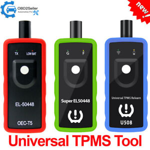 TPMS Relearn Tool Super EL50448 for GM and Ford Tire Pressure Monitor NEW