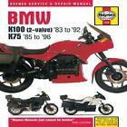 Haynes Manuals: BMW K100(2-Valve)83 to 92 K7585 To 96 by John Haynes and Haynes Publications Staff (1998, Hardcover)