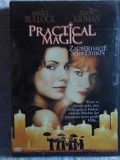 DVD Practical Magic - Zauberhafte Schwestern  Nicole Kidman Sandra Bullock  ovp
