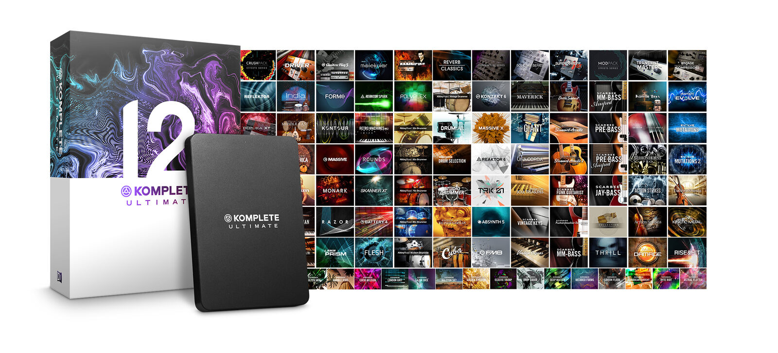 Native Instruments Komplete 12 Ultimate Update - von von von Komplete 8 - 11 Ultimate c83360