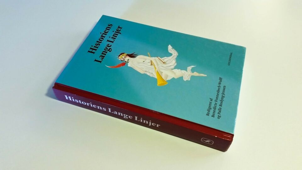 Historiens lange linjer, Benedicte Fonnesbech-Wulff;