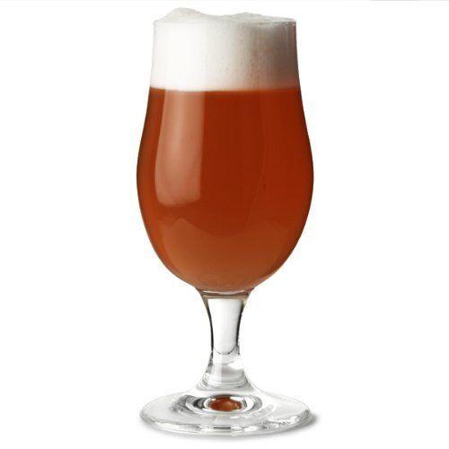 2x Royal Leerdam Munique Tulip beer cider glasses cups 500ml