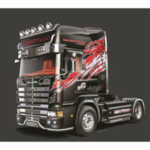 Italeri Scania 164l Topclass 3922 1:24 Maquette de camion