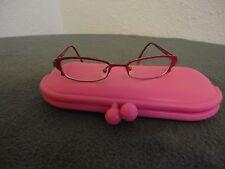 Lafont Aglae 2 653 pink floral frames lovely eyeglasses glasses
