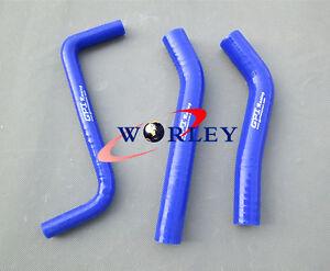 For Honda TRX450R TRX450 2006 2007 2008 2009 06 07 silicone radiator hose BLACK