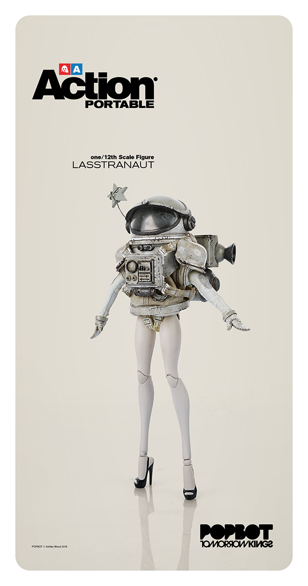 ThreeA - Adventure Kartel - Lasstranaut - 1/12 officiel