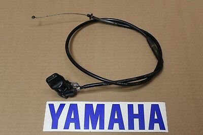 Motion Pro Rear Hand Brake Cable for Yamaha YFM 660 R Raptor 01-04 05-0290