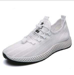Fashion-Men-039-s-Athletic-Sneakers-Breathable-Running-Casual-Trainers-Sports-Shoes