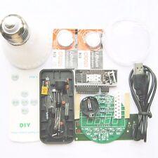 Remote Clock DIY Kit Electronic Clock DIY Kit The Whole Point Timekeeping