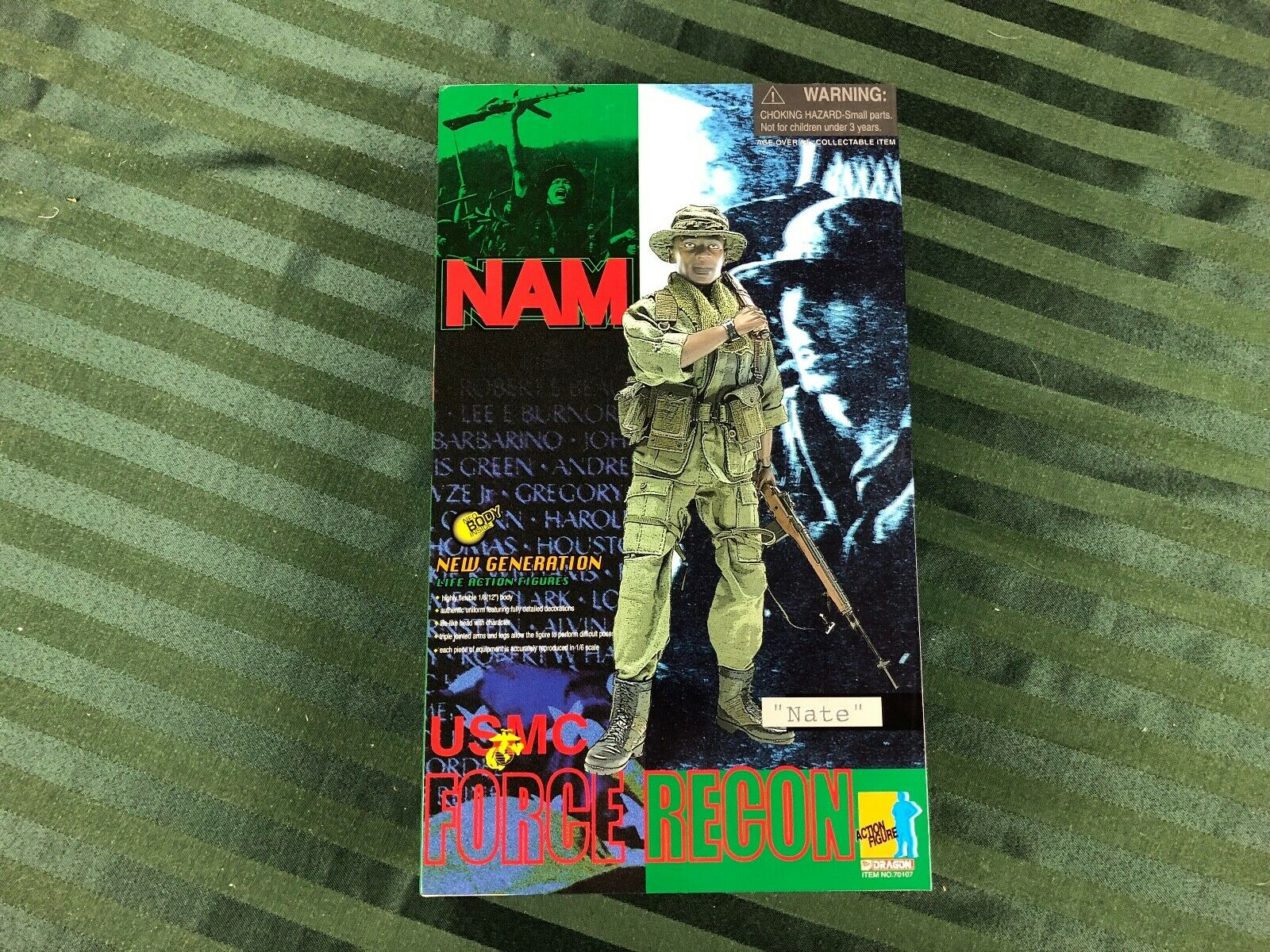 Dragon  Viet NAM USMC Force Recon  Nate   il prezzo più basso