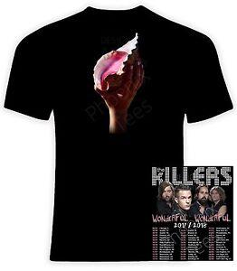 c97311749 Image is loading The-Killers-Wonderful-Wonderful-2017-2018-Concert-Tour-