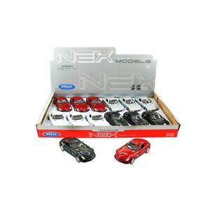Voiture-miniature-MERCEDES-BENZ-SLS-AMG-Aleatoire-Couleur-Auto-1-34-39-LGPL