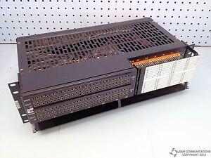 Computers/tablets & Networking D1m-1c1010 Adc 56 Position 28 A&b Patch Panel W/ Rj48 Attractive Designs; Racks, Chassis & Patch Panels