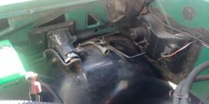 1980 Chevrolet Blazer Full. Trim package