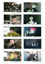 30pcs Kpop Monsta X Lomo Card THE CLAN 2.5 Postcards Photocards