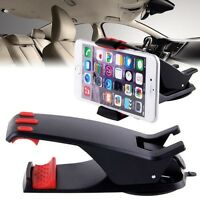 For Mobile Smart Cell Phone GPS Car Auto CD Slot Mount Cradle Holder Stand UK