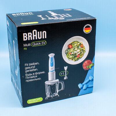 Braun MQ 5060 Twist MultiQuick 5 VarioFit Mixer Stabmixer