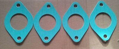 Dellorto DRLA 40 Heat Barrier Manifold Gasket 4 Pack Aerospace Grade Material