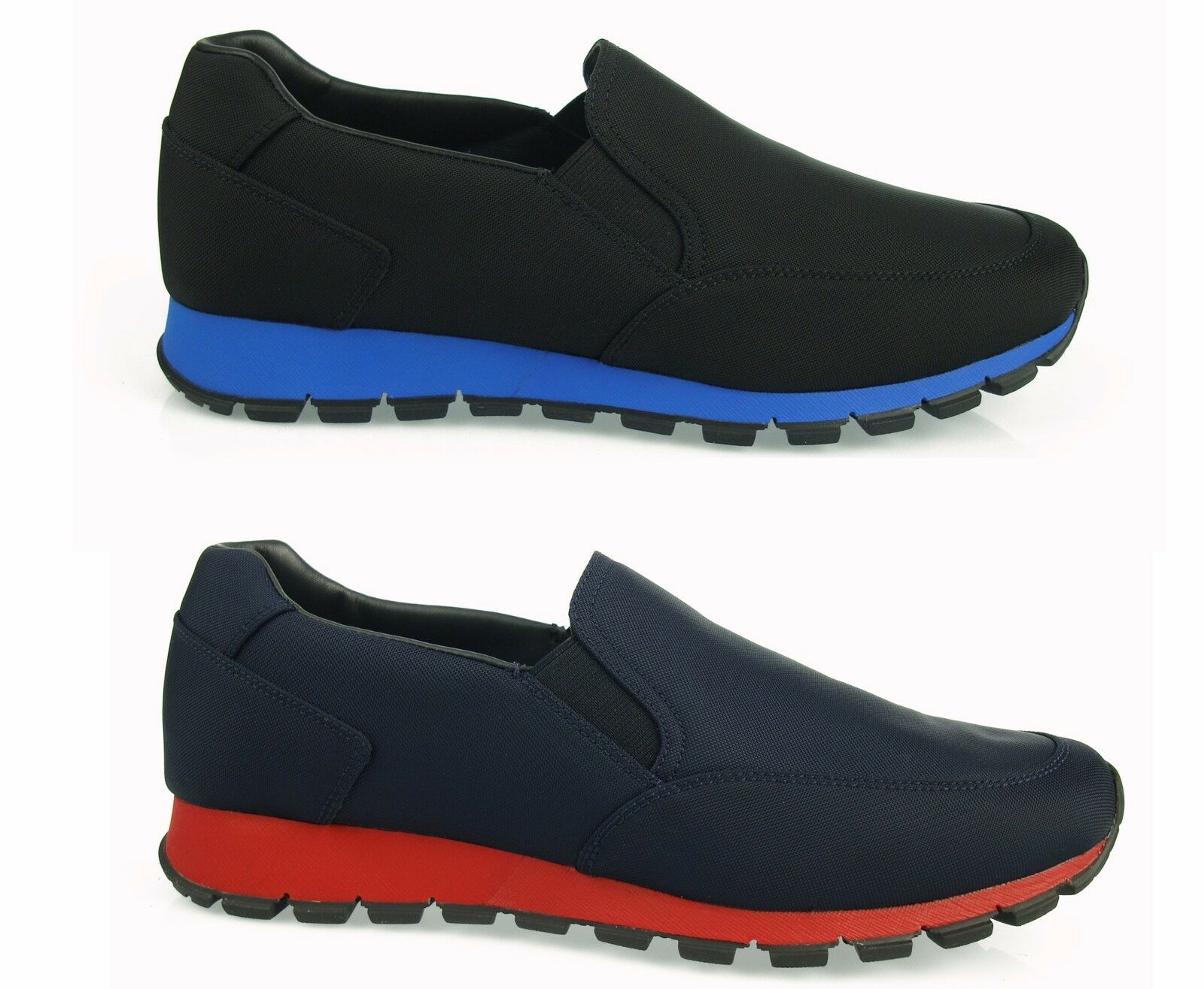 PRADA  scarpe da ginnastica slipper  780 MAN SHOES MADE IN ITALY 100%AUTENTHIC cs16us