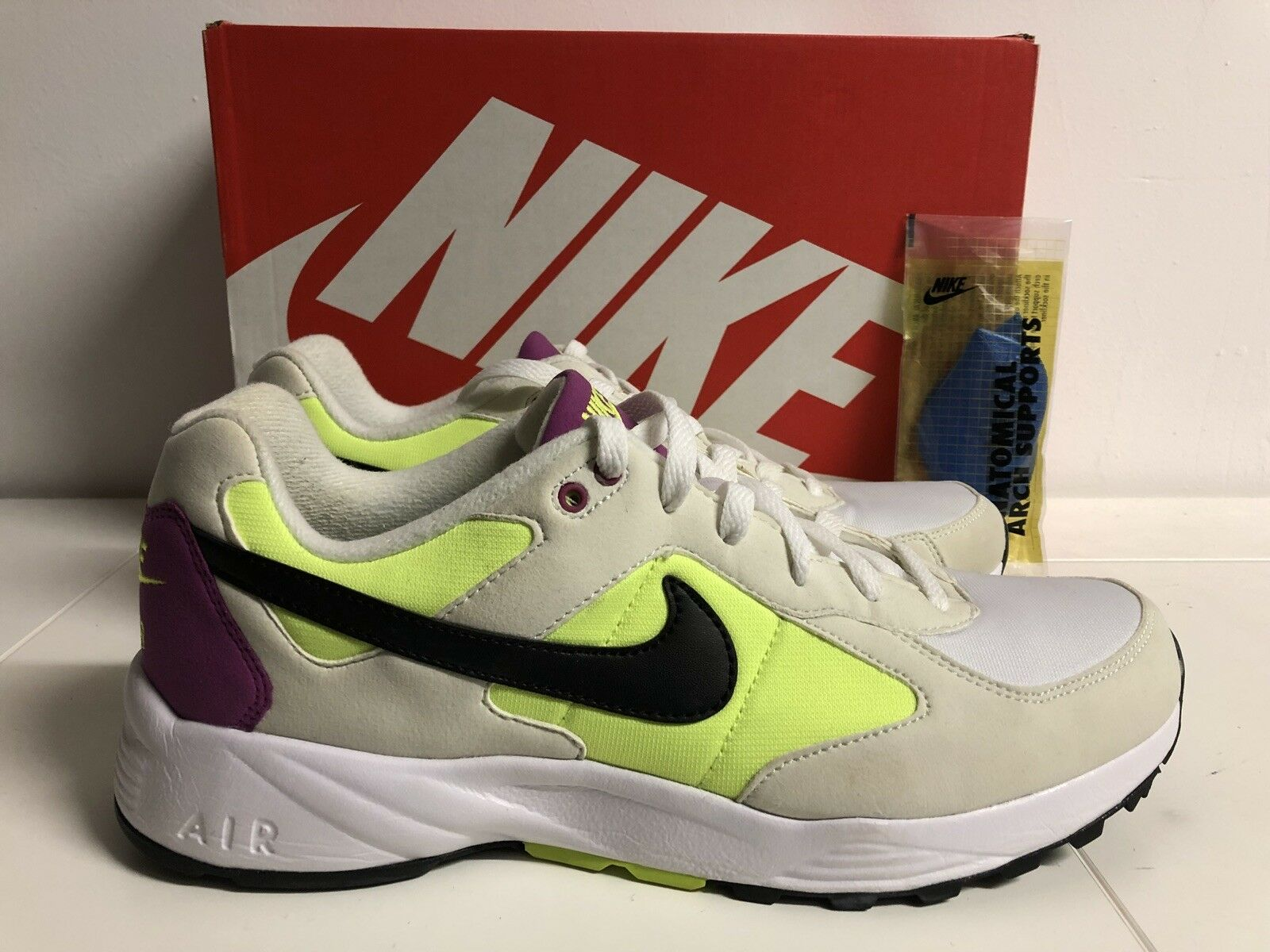 Air Running 107 819860 OG Original 10 5 Sz NSW Icarus Nike