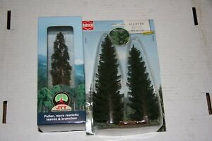 HO-SCENERY-2-ASSORTED-TREES-LOT-4-NEW-OLD-STOCK