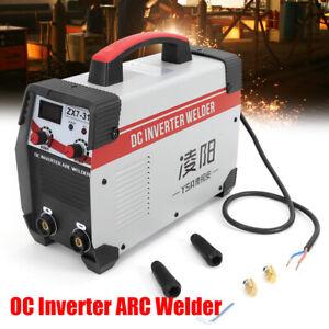 Details about ZX7-315 Portable MMA ARC Welder 110-560V AC Welding Machine  Soldering Inverter
