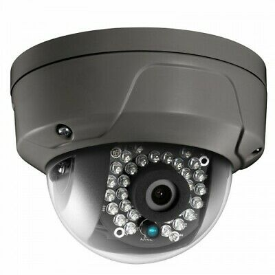 2.8mm DS-2CD2142FWD-IS Hikvision OEM IP 4MP WDR Dome w// Audio Alarm HES324-TD