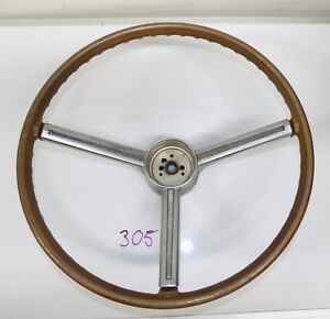 1968 68 Chevy Bel Air Steering Wheel & Horn Center Ring