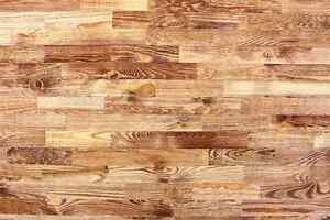 Vintage pannelli in legno rivestimento muro parete mattonelle used