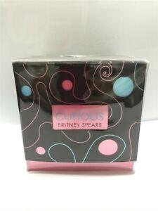 Curious-Britney-Spears-3-3-oz-100-ml-Eau-de-Parfum-Spray-for-Women-No-Pump
