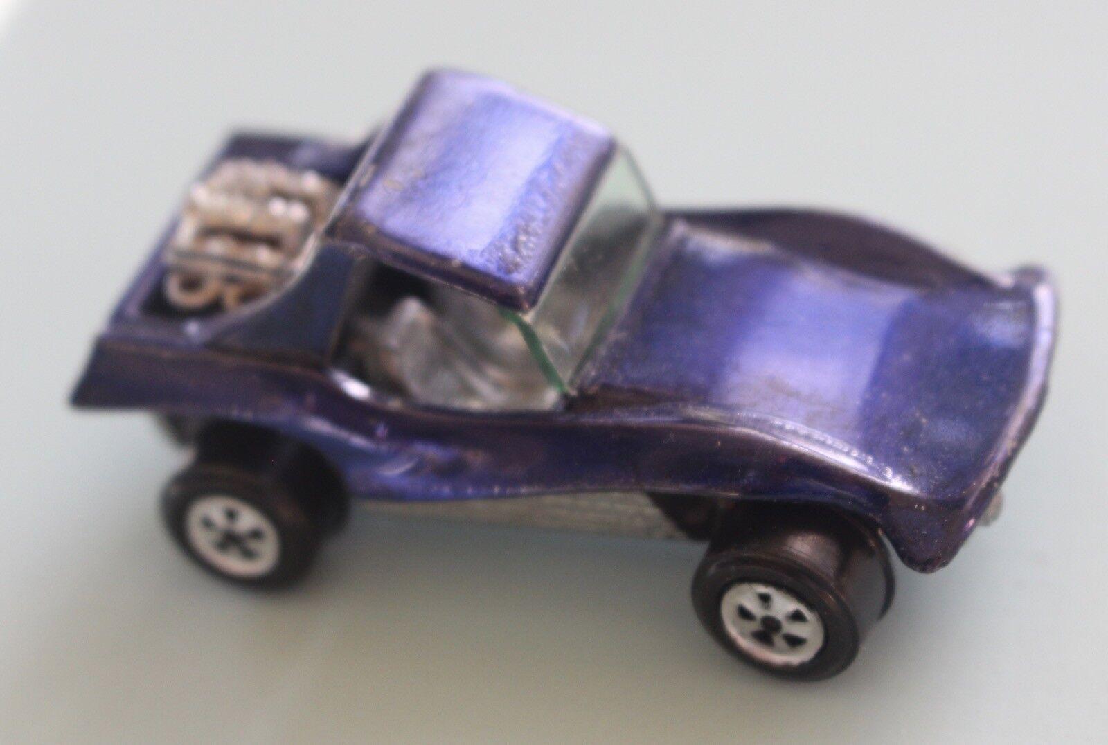 Vintage Johnny Lightning Sand Stormer Topper lila Blau Diecast Car rotline