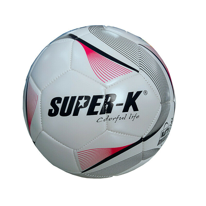 Wholesale Soccer Ball Official Size 5 Pu Football Durable Team Game Match Lot 6 For Sale Online Ebay