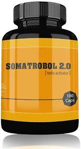Somatrobol-Testosteron-Booster-Anabol-Muskelaufbau-Schnell-Wirkend-Testo-Extrem