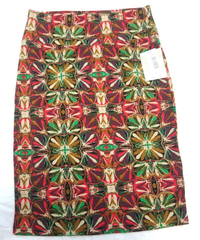 Lularoe Cassie Skirt - size M