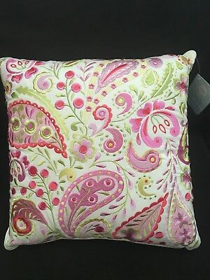 Dena Home Capri Decorative Pillow Throw Pillows Home Kitchen