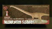 RARE Kaiyodo JFA Dinotales Dino Expo Mamenchisaurus Dinosaur Figure Model MIB