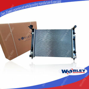 Radiator-for-Holden-VT-VX-Commodore-V6-3-8L-twin-dual-oil-cooler-1997-2002