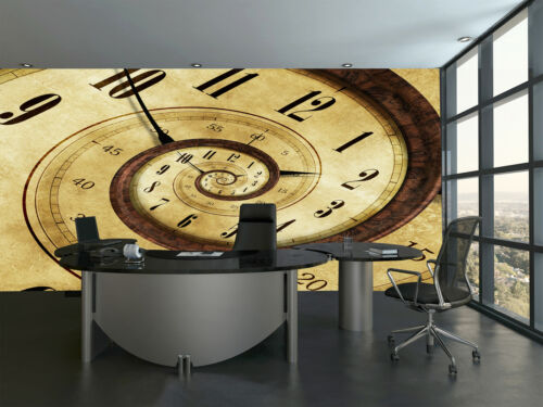 Endless Time Effect Wall Mural Photo Wallpaper GIANT DECOR Paper Poster