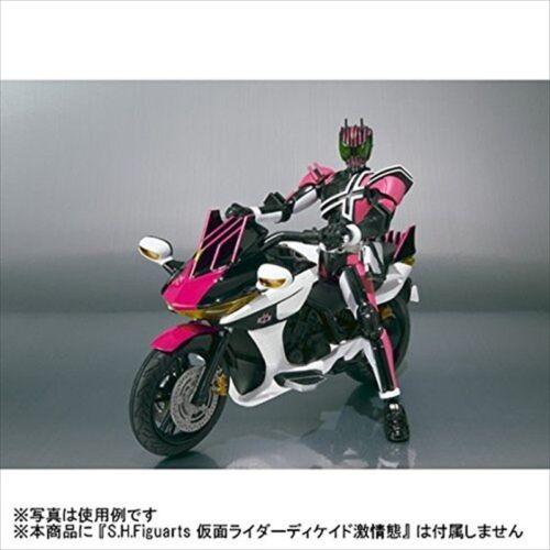 S.H Figuarts Kamen Masked Rider W Machine Decader Figure Japan Doll Toy