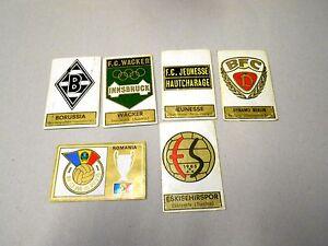 PANINI-calciatori-1971-72-sei-scudetti-borussia-romania-wacker