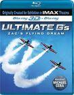 IMAX Ultimate GS Zacs Flying Dream 3d Blu-ray Region 1 014381704457