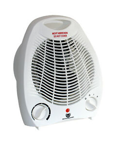 heizl fter heizstrahler heizger t ventilator tischventilator 2000 watt wei neu ebay. Black Bedroom Furniture Sets. Home Design Ideas