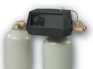 New-Fleck-9000-water-softener-control-valve-dual-tank-replacement-head