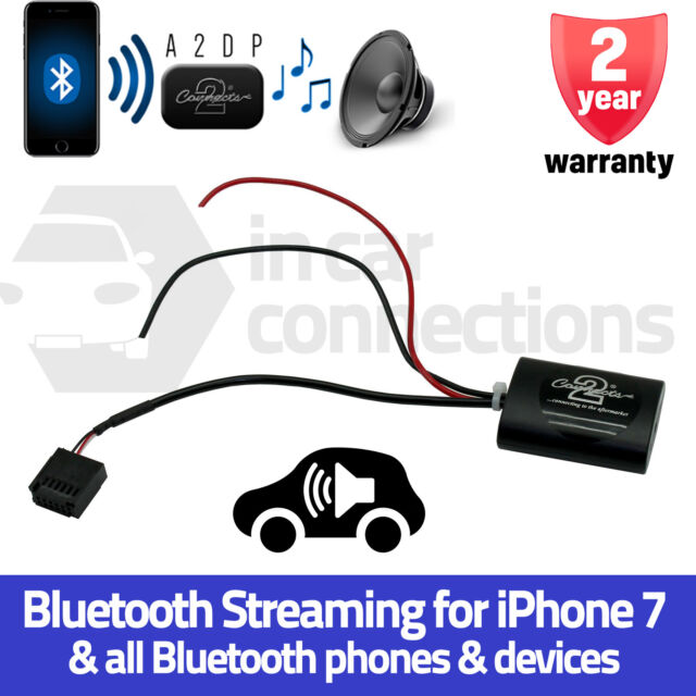 CTAFD1A2DP Ford S-Max A2DP Bluetooth Streaming Interface Adapter iPhone 7 mp3