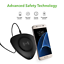 Apexan-Qi-Wireless-Charger-for-iPhone-Samsung-LG-Nexus-amp-Qi-Compatible-Phones thumbnail 5