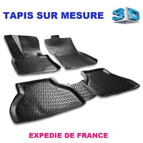TAPIS BMW X3 E83 2004-2011 CAOUTCHOUC 3D SUR MESURE NEUF