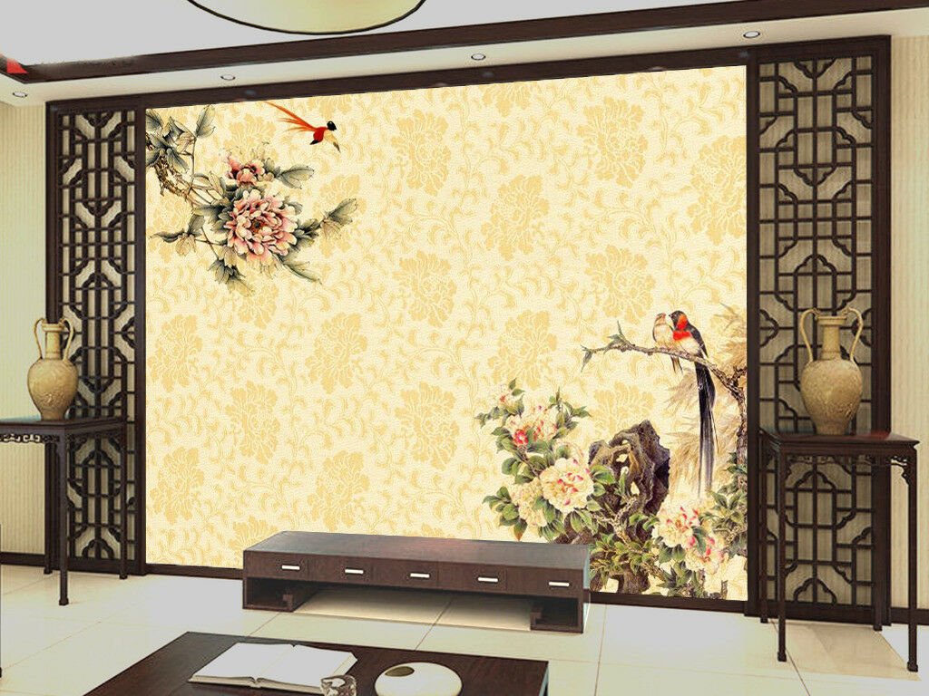3D Flower Floral 97 Wallpaper Mural Wall Print Wall Wallpaper Murals US Carly