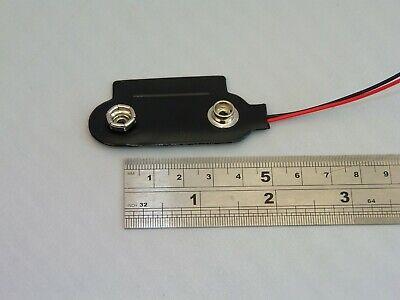 1 x PP1 PP9 BATTERY CLIP PP 1-9 Connector for 6-9 volt lantern batteries